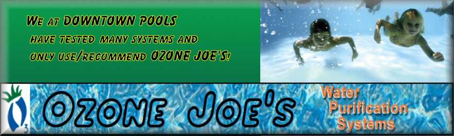 Ozone Joes for Pools