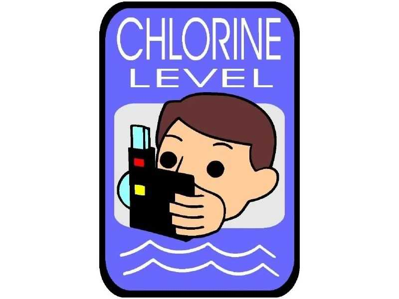 Pool Chlorine Level