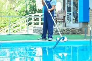 Weekly Pool Maintenance Services