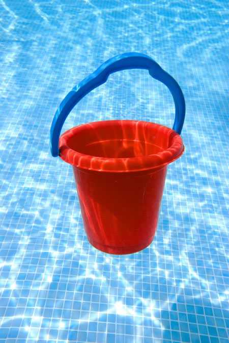 Water Leak Bucket Test