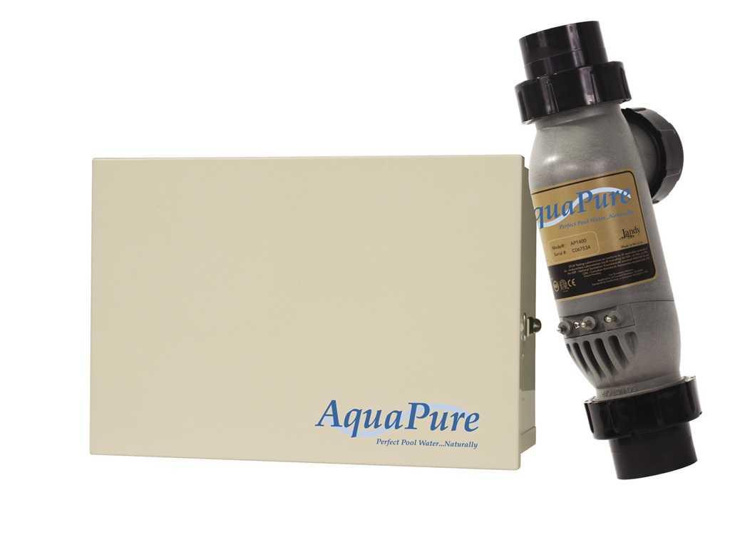 Aqua Pure Salt System