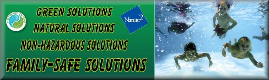 Reduce Pool Chlorine Naturally