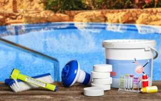 Pool Chlorine Feeders